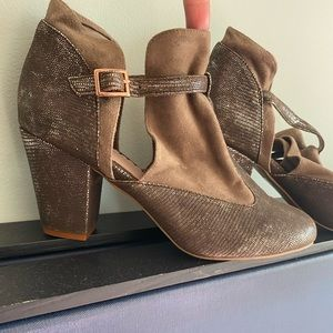 NWOB. Anthropologie shoes